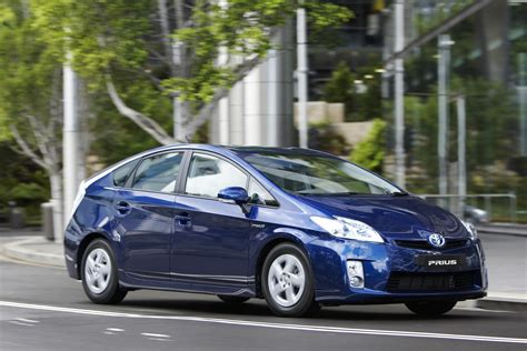 Toyota Car : 2011 Toyota Prius Prices Slashed In Australia