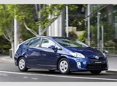 2011 Toyota Prius prices slashed in Australia photos