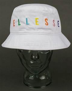 Ellesse Jerso Bucket Hat White