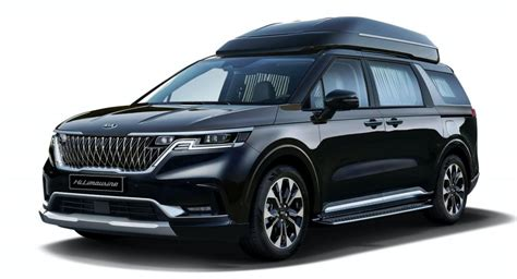 While inheriting the niceties like eight seats and simulated leather upholstery from the lx seating package, the ex steps into its own light as a strong middle ground. 2021 Kia Carnival Hi Limousine Launches In Korea As High ...