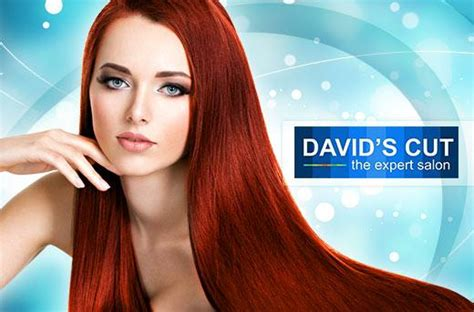 73% Off Hair Color Or Cellophane Treatment At David's Cut