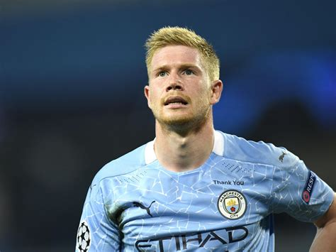 Manchester City's Kevin De Bruyne named PFA player of the ...