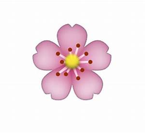 Transparent Flower Emoji | www.pixshark.com - Images ...