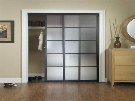 Simple Modern Closet Door Ideas  Home Interior Design
