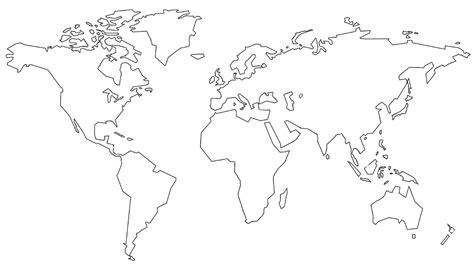 malvorlagen weltkarte kontinente malvorlagencr kontinent
