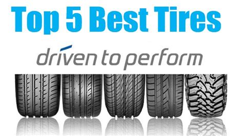Top 5 Best All Season Car Tires Review