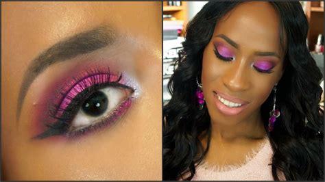 simple party makeup tips  black women   gorgeous