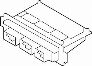 Ford Edge Engine Control Module  3 5 Liter  Code Uja0