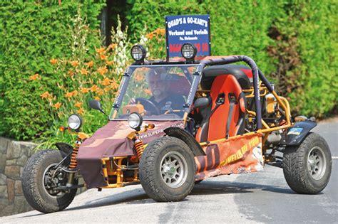 125ccm buggy mit straßenzulassung steinmetz buggys zu aktionspreisen atv magazin