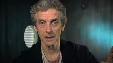 peter capaldi remembers rose doctor  bbc youtube