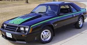 Ford Mustang Generations: 1980 Ford Mustang Cobra