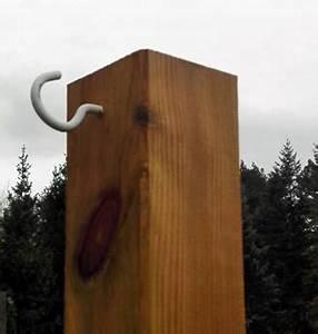 Sonnensegel Mast Holz : ein sonnensegel an holzpfosten befestigen so geht 39 s ~ Michelbontemps.com Haus und Dekorationen