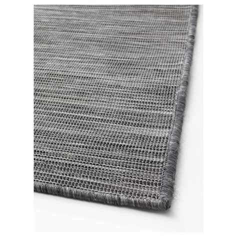 outdoor rugs ikea hodde rug flatwoven in outdoor grey black 160x230 cm ikea