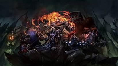 Pentakill Band Metal Karthus League Legends Songs