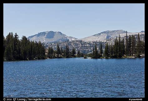 Picturephoto Lower Cathedral Lake Yosemite National Park