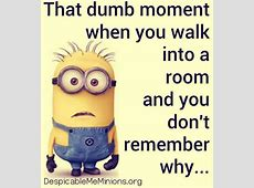 Dumb Moment Minion Quote Pictures, Photos, and Images for