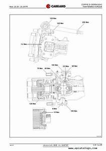Deutz Carraro Front Axle For Agrotron 150
