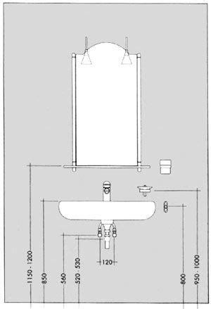 Fliesenspiegel Oberkante by Montage Nach Ma 223 Ergonomics In 2019 Badezimmerideen