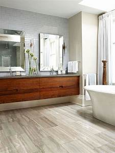 tile wood floor for bathroom With bathrooms with wood tile floors