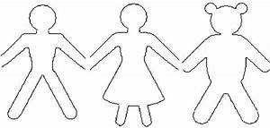 paper dolls With paper doll templates cut out