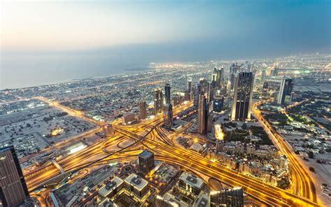 Download Hd Burj Khalifa Dubai Eagle Eye View Wallpapers