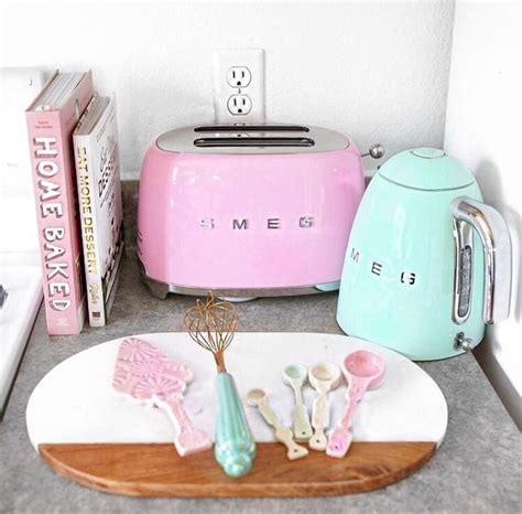 pink accessories for kitchen 143 best pink kitchens accessories images on 4230