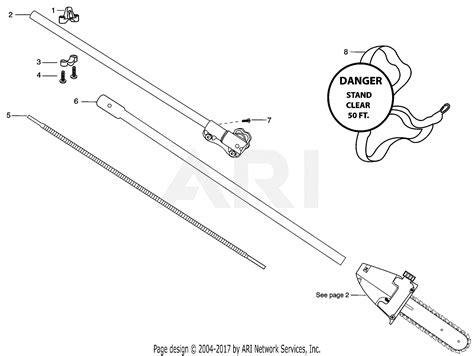 poulan ppbp poulan pro parts diagram  handle