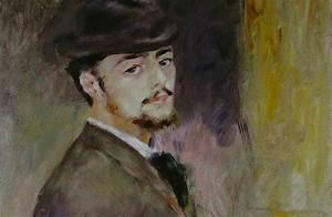Pierre-Auguste Renoir's Self-Portraits