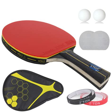 best chinese table tennis rubber ping pong rackets reviews online shopping ping pong