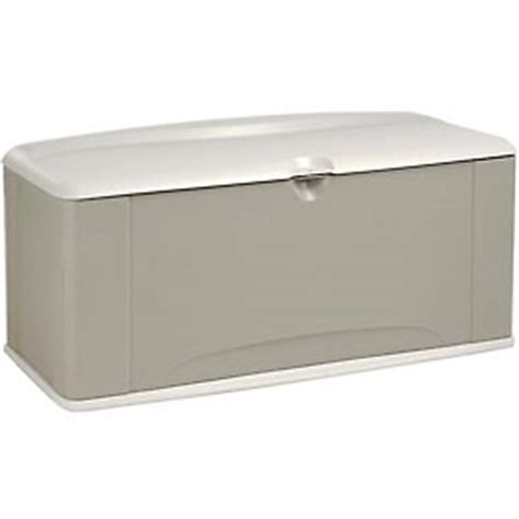 Rubbermaid Deck Box Large by Bins Totes Containers Containers Deck Boxes