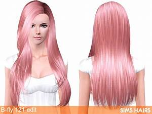 Sims 3 Cc Hair Color Sims 3 Cc Hair Color