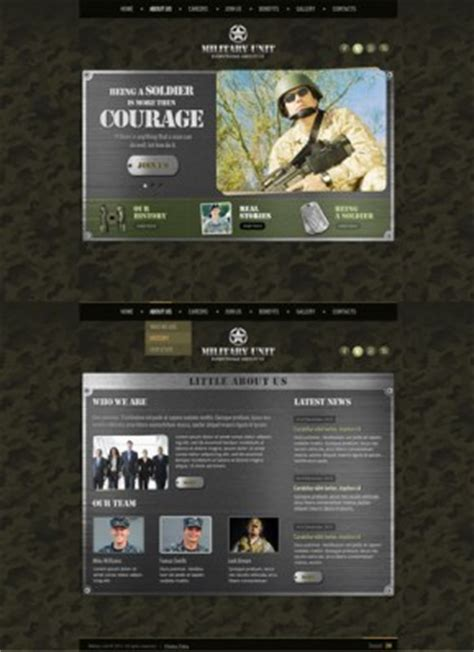military academy air force academy wordpress cms