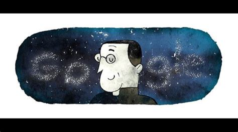 google honours georges lemaitre  mind  big bang theory