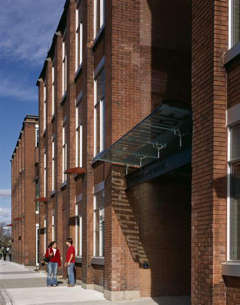 Waterloo Architecture Building Gallery Architecture