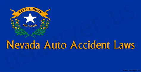 nevada auto accident laws find lawyer