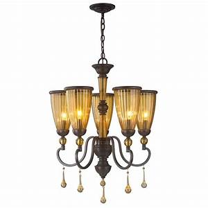 World imports light oil rubbed bronze chandelier with