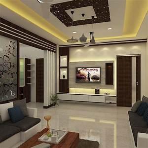 Living, Room, Interior, Design, By, Kumar, Interior, Thane