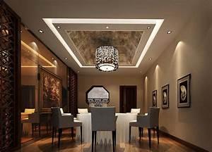 24, Interesting, Dining, Room, Ceiling, Design, Ideas
