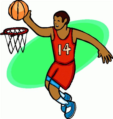Free Basketball Clipart Images Clipart Image #298