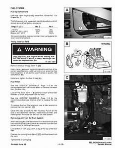 Bobcat 863 Service Manual Free