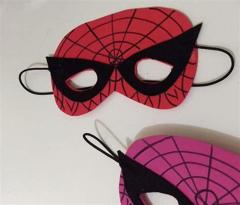 Máscara do Homem Aranha no Elo7 Debele Boutique do
