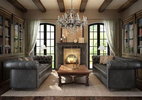quiet cornerliving room designs  exposed beams