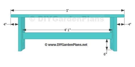 simple plans   diy board bench