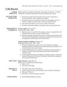 objective on resume for assistant sle objective on resume for administrative assistant free sle resumes