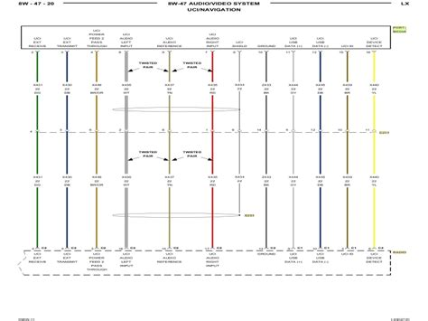 Dodge Caliber Stereo Wiring Diagram Forums