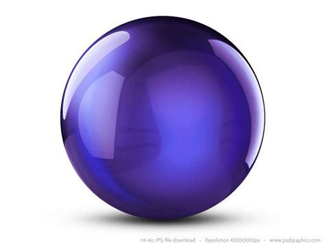 colorful  crystal balls psdgraphics