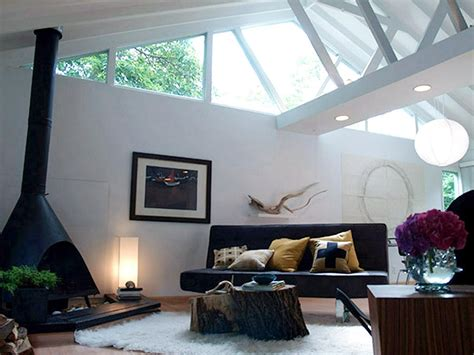 vaulted ceilings  modern twist  classic architecture