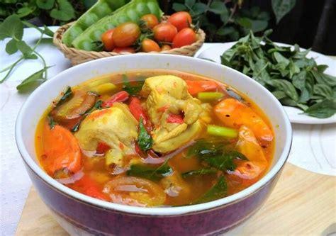 Ikan patin 1 ekor 2. Pindang Meranjat Ibu Ucha Palembang - Resep Masakan Pindang Patin / Rumah makan pindang meranjat ...