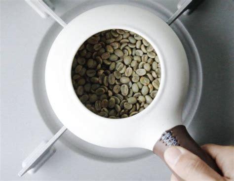 ZenRoast   Ceramic Coffee Bean Roaster   The Green Head