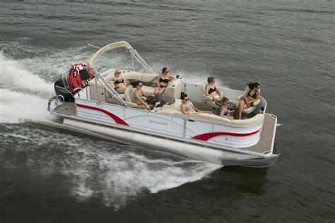 Sylvan Pontoon Boats Bc by 2017 Sylvan Mirage Cruise 8522 Lz Port Le Power Boats